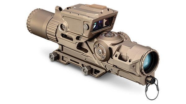 The Army is eyeing this advanced fire-control system for its next-generation squad weapon