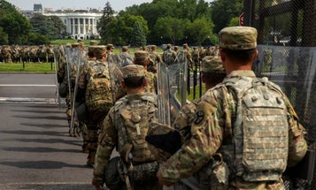 We need to stop talking about a possible US military coup after the November election