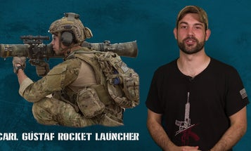 Who names a rocket launcher 'Carl'? New laser-guided round