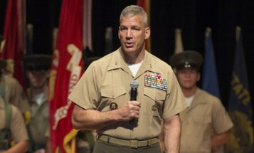 General in charge of female recruit training once suggested gender integration would destroy the Marine Corps