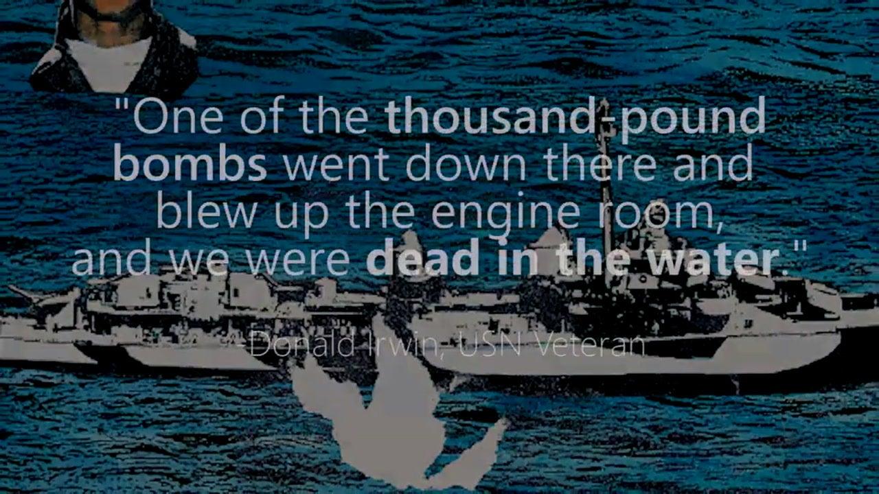 WWII Veteran visits Okinawa 72 years later