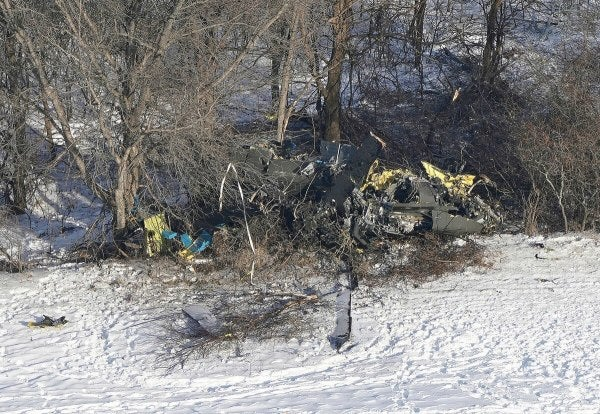 Maintenance failure caused Minnesota National Guard helicopter crash that killed 3, investigation finds