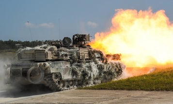 The M1 Abrams Is Getting Brand New Israeli-Made 'Shields'