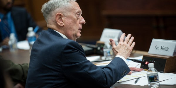 How Is Mattis Handling The Madness Of The Trump Administration? A Quick Interview With A Pentagon Insider
