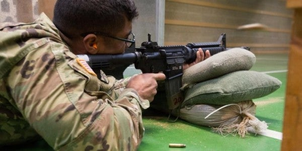 The Army Is Testing A New Rifle With Better Range And Accuracy Than The M4