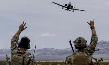 Is The Air Force Still Secretly Plotting To Kill The A-10 Warthog?