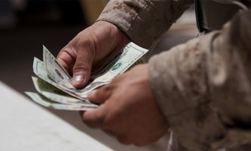 Here's How A Government Shutdown Would Impact Military Pay And Benefits