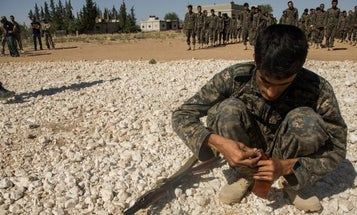 DoD To T&P: Stop Calling Our Syrian Border Force A 'Border Force'