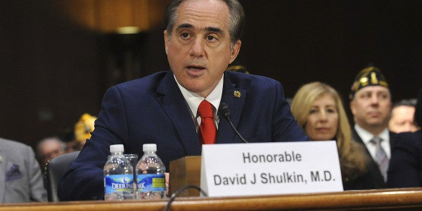 VA Secretary Apologizes For Surgery That Left Scalpel In Army Veteran For Years
