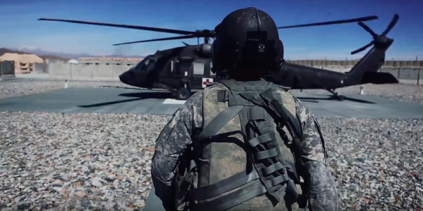 Afghan War Documentary 'Trauma' Does Justice To The Difficult Job Of Combat Medic
