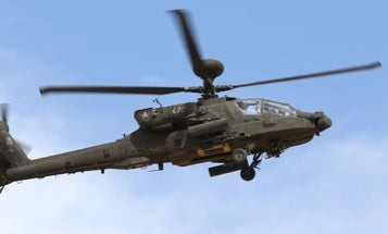 2 Killed In Helicopter Mishap During Fort Irwin Training Exercise