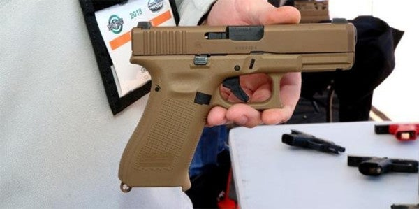 Glock's Big Star At The SHOT Show Is A Pistol The Army Didn't Buy
