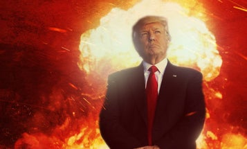 What You Should Know About Trump's Legal Authority To Order A Nuclear Strike