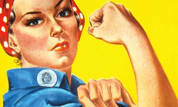 The Woman Who Helped Inspire 'Rosie The Riveter' Has Died