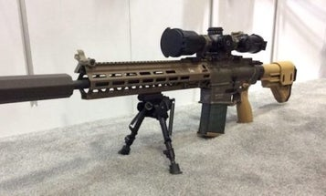 The Marine Corps Wants A Piece Of The Army's Lethal New Sniper Rifle