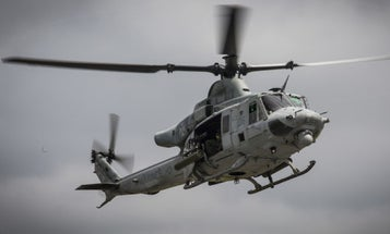 Japan Blasts 'Crazy' US Military After Third Helicopter Mishap This Month