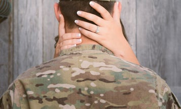 Married Veterans Face Greater Risk Of Suicide, Study Says