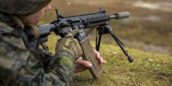 Here's All The Sweet Gear Marines Will Rock Downrange In 2018