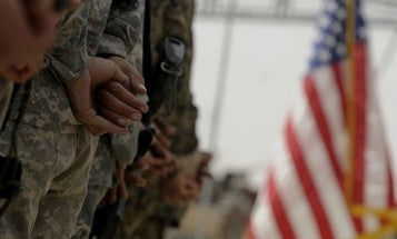 For Most Vets, PTSD Isn't The Problem, 'Transition Stress' Is. Here's What That Means