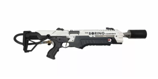 Elon Musk's $600 Flamethrower Will Apparently Be Released Into The Civilian Market In April