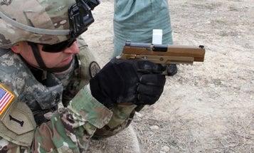 The Army's Brand New Handgun Already Has Some Major Problems