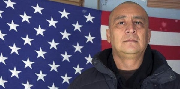 This Marine Vet Was Deported To Mexico For 15 Years. Now He's Attending Trump's State Of The Union Address