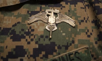 Another Marine Is Gunning To Become The Corps' First Female Special Operator