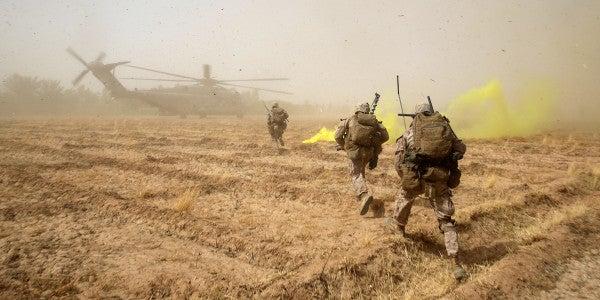 In A Reversal, Pentagon Releases Data Showing Growing Insurgency In Afghanistan