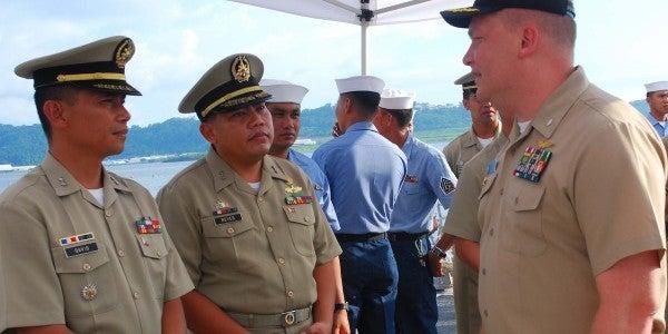 Former Navy Commander Admits Prostitutes, Entertainment In 'Fat Leonard' Scandal