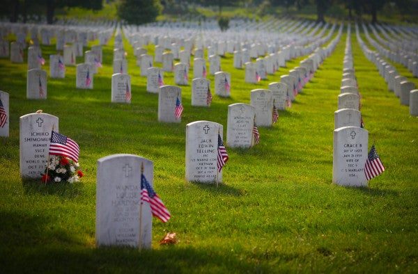 Committee Considers New Eligibility Standards And More Land For Arlington National Cemetery