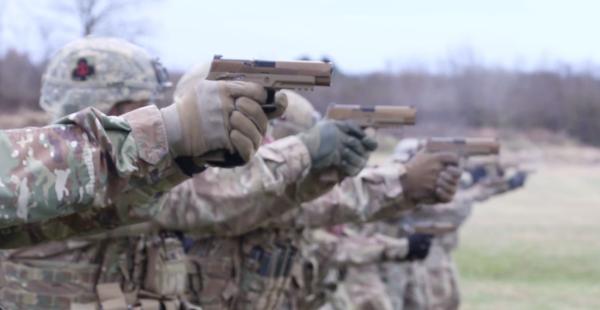 Army, Sig Sauer 'Confident' In Modular Handgun System Despite Alarming DoD Report