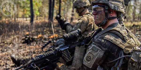 How One Army NCO Faked His Way Into The 82nd Airborne