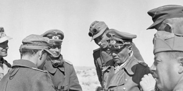Rommel: A Great General? Not So Much