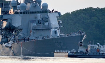 Navy Hands Out More Punishments To Sailors After Deadly Collisions