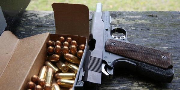 Here's When The Civilian Marksmanship Program Will (Probably) Start Selling Its Surplus M1911 Pistols