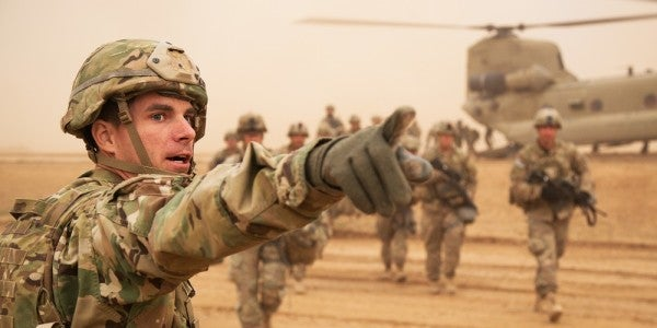 The Pentagon Is Shifting US Combat Power From Iraq to Afghanistan — Again