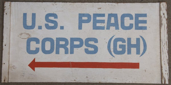 Quote Of The Day: A Marine Officer Says The Peace Corps Is Doing It Better