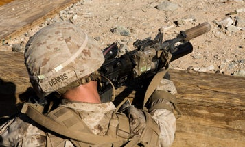 After Trouncing ISIS In Iraq, Marines In Middle East Wonder What's Next