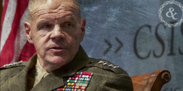 Marine Commandant Gen Neller Sounds Off On Tattoos