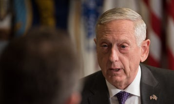 Mattis To Lawmakers: Another Shutdown Will Have 'Terrible Ramifications' For Military