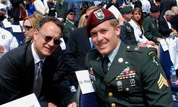 Tom Hanks Wants Veterans To Audition For His Next War Movie