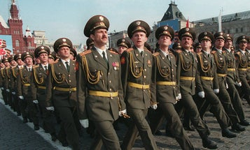 Take Your Military Parade And Drop It In Your Gold-Plated Toilet