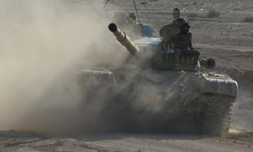 Pro-Assad Forces In Syria Attack US Troops, Leave Sadder But Wiser