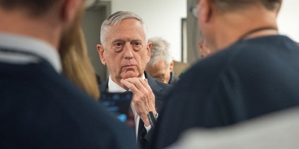 Mattis: Military DREAMers Should Still Be Protected If DACA Expires