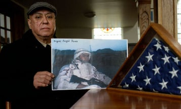 Twice-Deployed Afghan War Vet Deported 'Homeless And Penniless' To Mexico