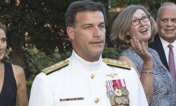 Pacific Fleet Gets New Commander Amid North Korea Tensions, Mishap Crisis