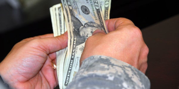 Troops Would Get Largest Pay Raise In 9 Years Under Proposed Trump Budget