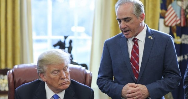 Trump's 2019 Budget Would Grow VA By $12 Billion