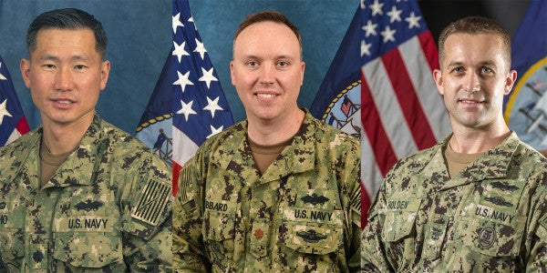 Seabee XO's Naked Drunken Jaunt In The Woods Gets Entire Staff Fired