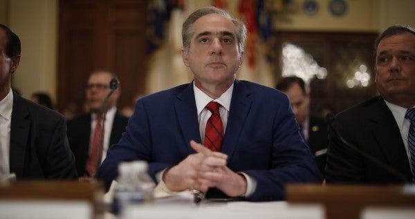 Lawmakers Slam VA Chief After Lavish European Trip Expenses